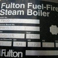 197-FS05166 15 HP FULTON BOILER- W(1)