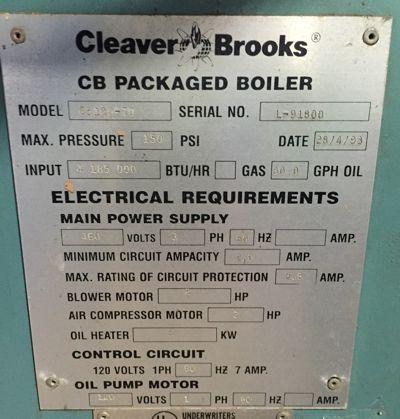 70 HP CLEAVER BROOKS  L-91800web