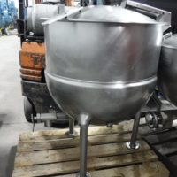 227-FS12171 STEAM KETTLE NB# 55590 – (12)