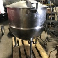 227-FS12171 STEAM KETTLE NB# 55590 – (6)