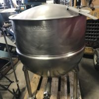 227-FS12171 STEAM KETTLE NB# 55590 – (7)