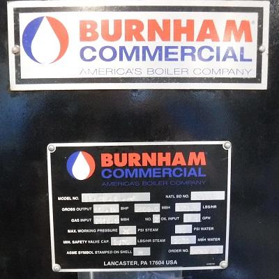 Dating a burnham boiler