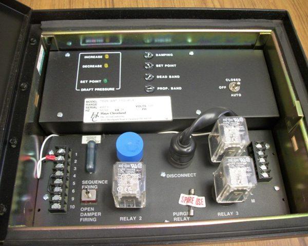 151-FS07156 CLEVELAND HAYS BOILER DRAFT CONTROL (6)