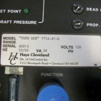 151-FS07156 CLEVELAND HAYS BOILER DRAFT CONTROL (7)