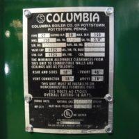 259-FS03191 50HP COLUMBIA NB# 149661 (2)
