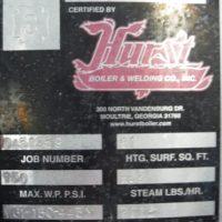 268-FS08193 25 HP HURST NB# 2493