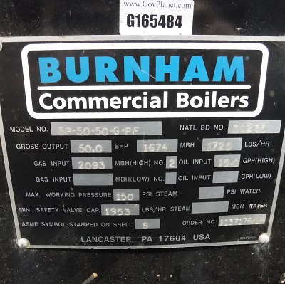 284-FS04201 50 HP BURNHAM 2013 NB# 31235 (1)