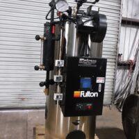 293-FS10206 10 HP FULTON STEAM BOILER 2004 USED (4)